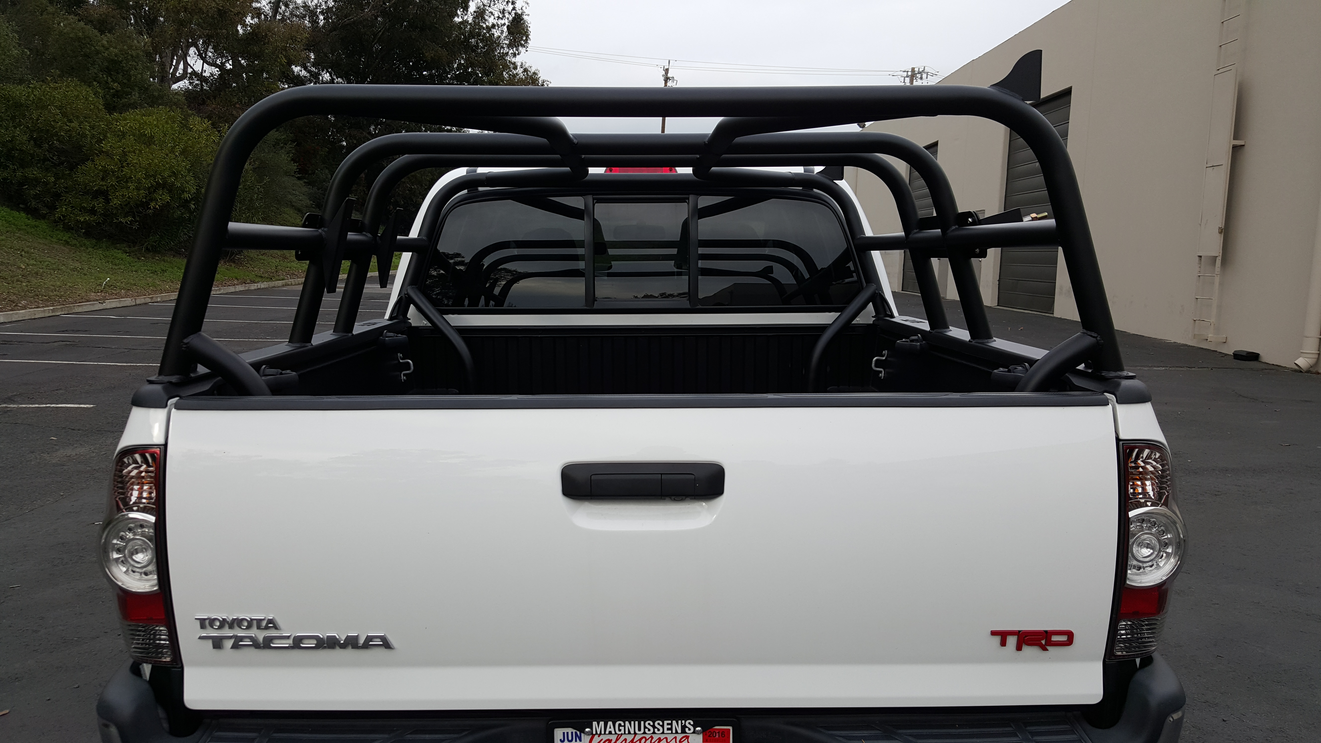 to rtt bed rack accessories p profile home low tacoma truck racks