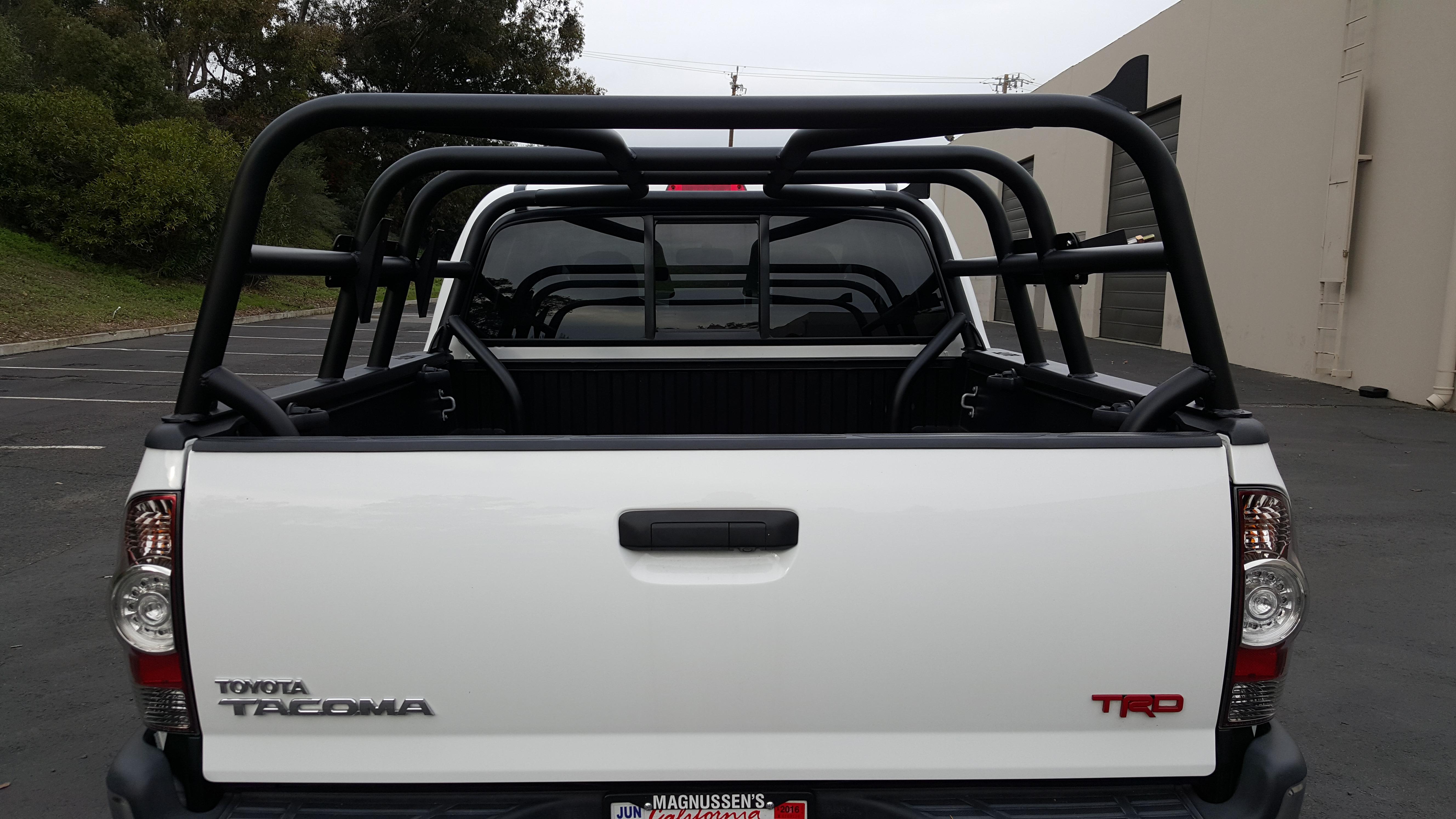 tracrac pin sr mx tonneau retraxpro truck retractable cover racks rack bed ladder system