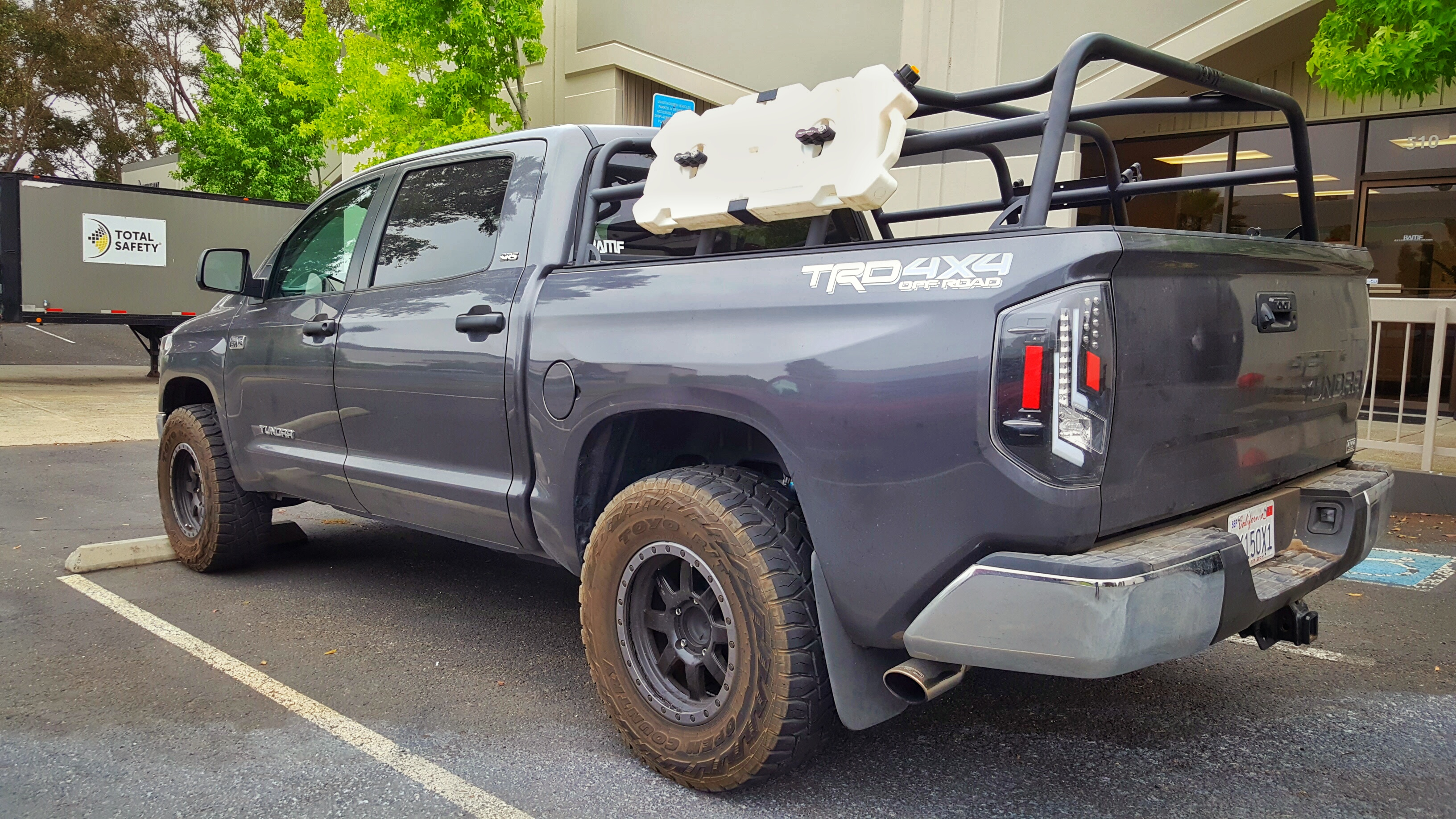this these rtt welded all rack is tech racks expedition top can fully nutzo bed tent roof aluminum series pin a truck