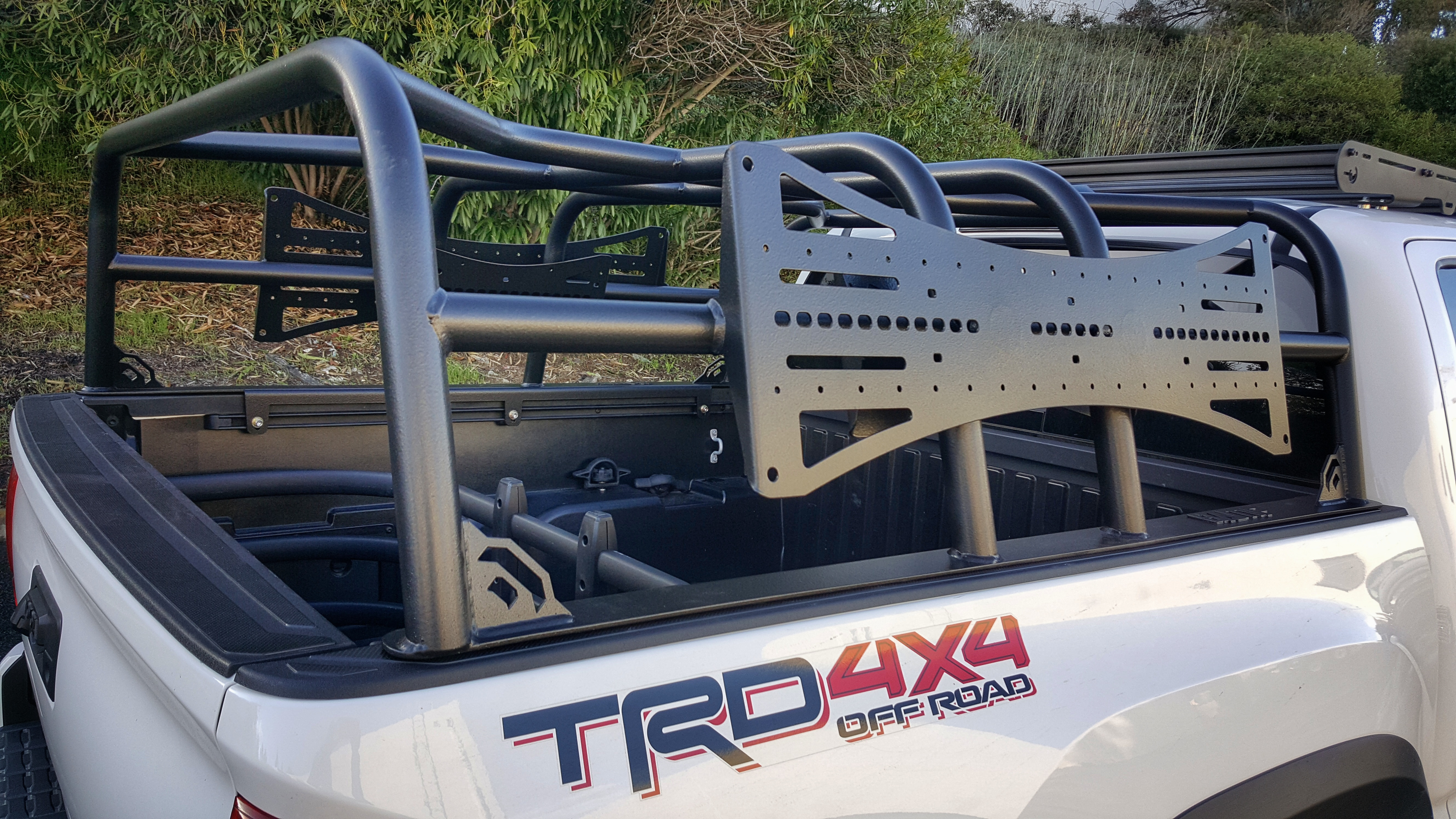 Bed Rack Tacoma >> 2016 Plus Tacoma Bed Rack
