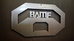 BAMF trucks wall plaque